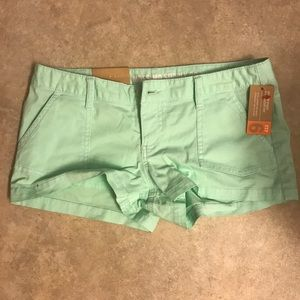 Teal Shorts from Target !
